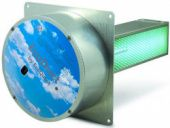 EcoDuct Induct 2000 Air Scrubber With Ozone